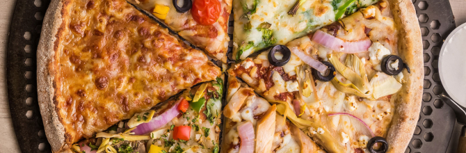Large Pizza Meal Deal
